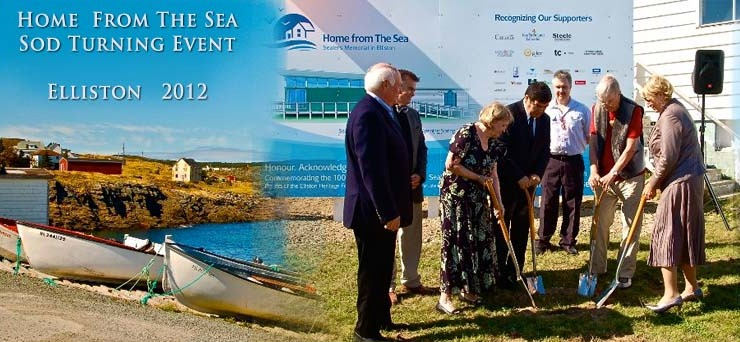 Premier and Federal Minister descend on Elliston for Groundbreaking Event