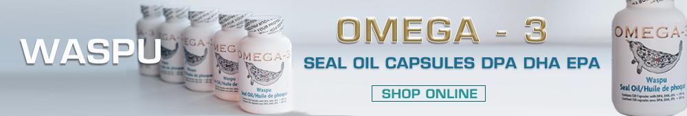 Waspu Seal Oil